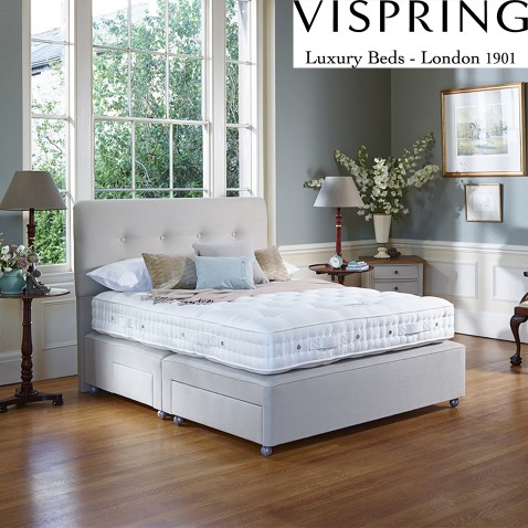 EXPERT CRAFTSMANSHIP WITH VISPRING
