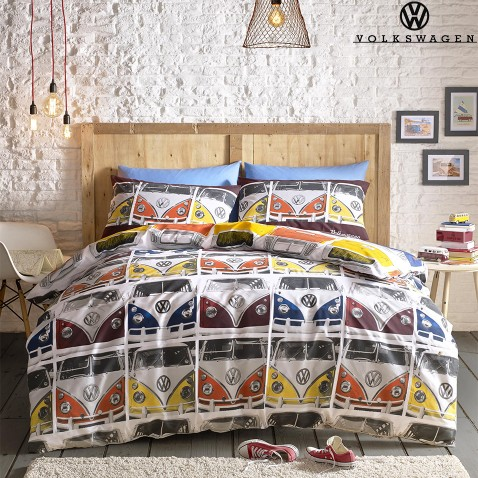 35% OFF VOLKSWAGEN BED LINEN