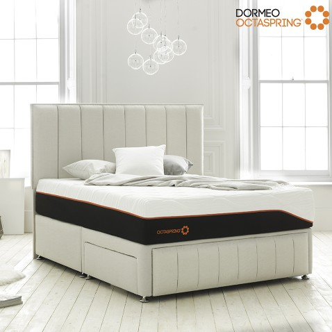INNOVATION IN MATTRESS DESIGN WITH OCTASPRING