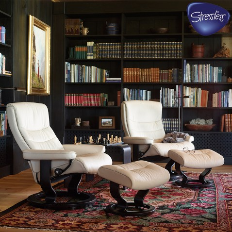 HUGE RANGE OF STRESSLESS CHAIRS