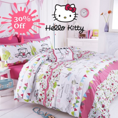 HELLO KITTY CLEARANCE 40% OFF