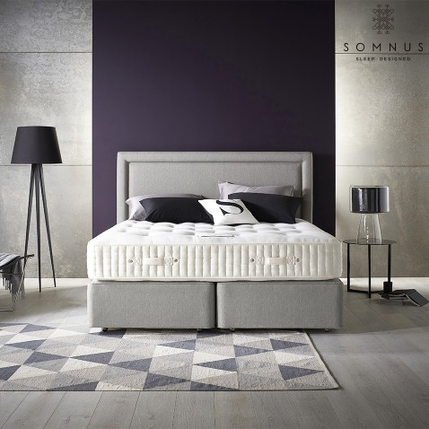 SOMNUS GIVES YOU SLEEP BY DESIGN