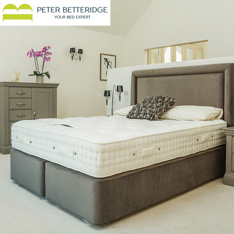 OUR OWN RANGE OF LUXURY BEDS