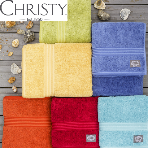 CHRISTY TOWELS AT FANTASTIC PRICES
