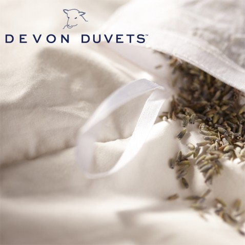 WOOL FILLED DEVON DUVETS AND PILLOWS
