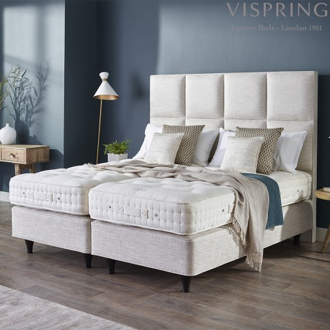 VISPRING BEDS AND MATTRESSES - WE WON'T BE BEATEN ON PRICE!