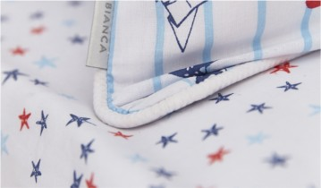 Bianca Star Cotton Print