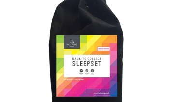 The Fine Bedding Company Back To College Sleepset