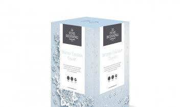 The Fine Bedding Company Winter Cocoon