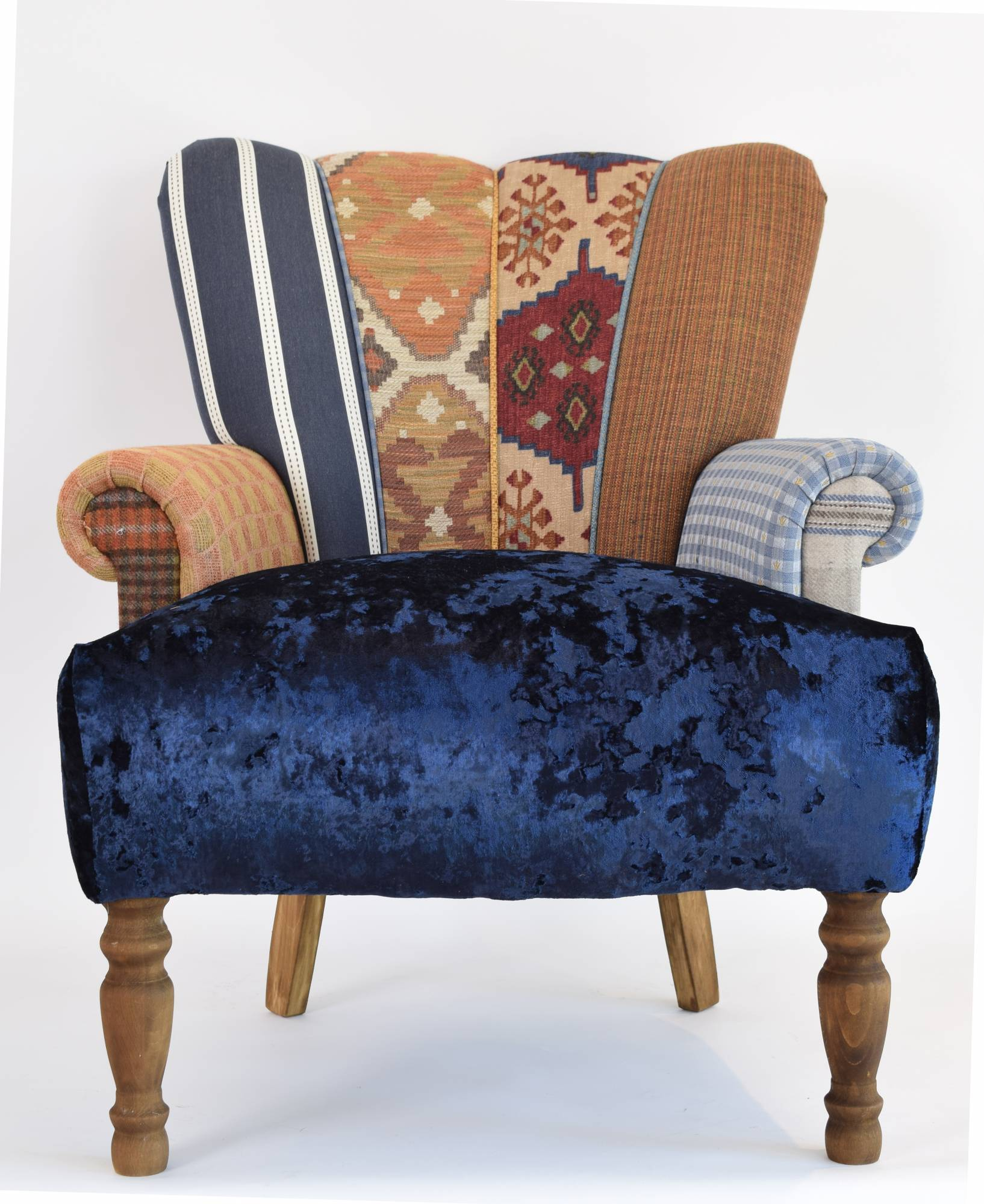 Our furniture quirky harlequin chair