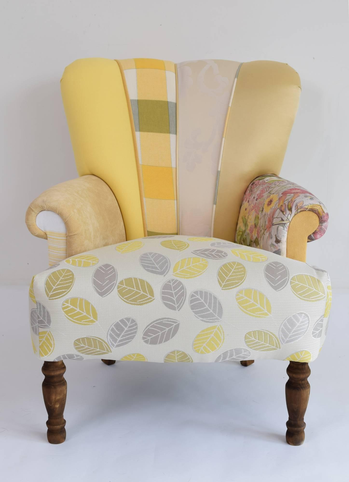 peter betteridge quirky harlequin chair 132