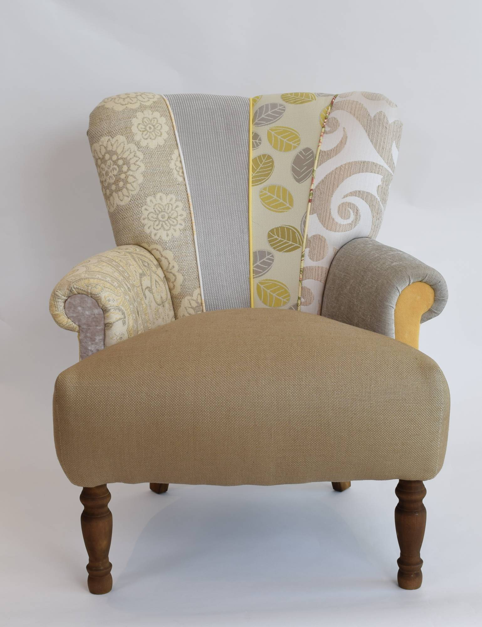 Quirky harlequin chair 167 living room furniture for Quirky furniture
