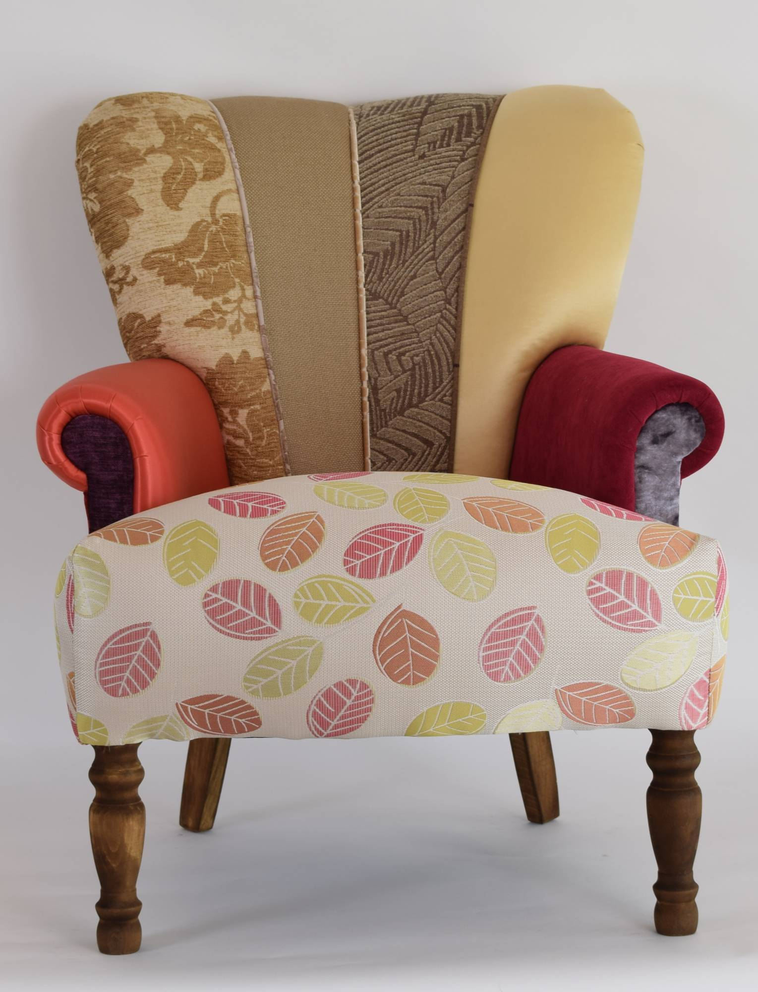 Quirky Harlequin Chair 174 Sold Chairs
