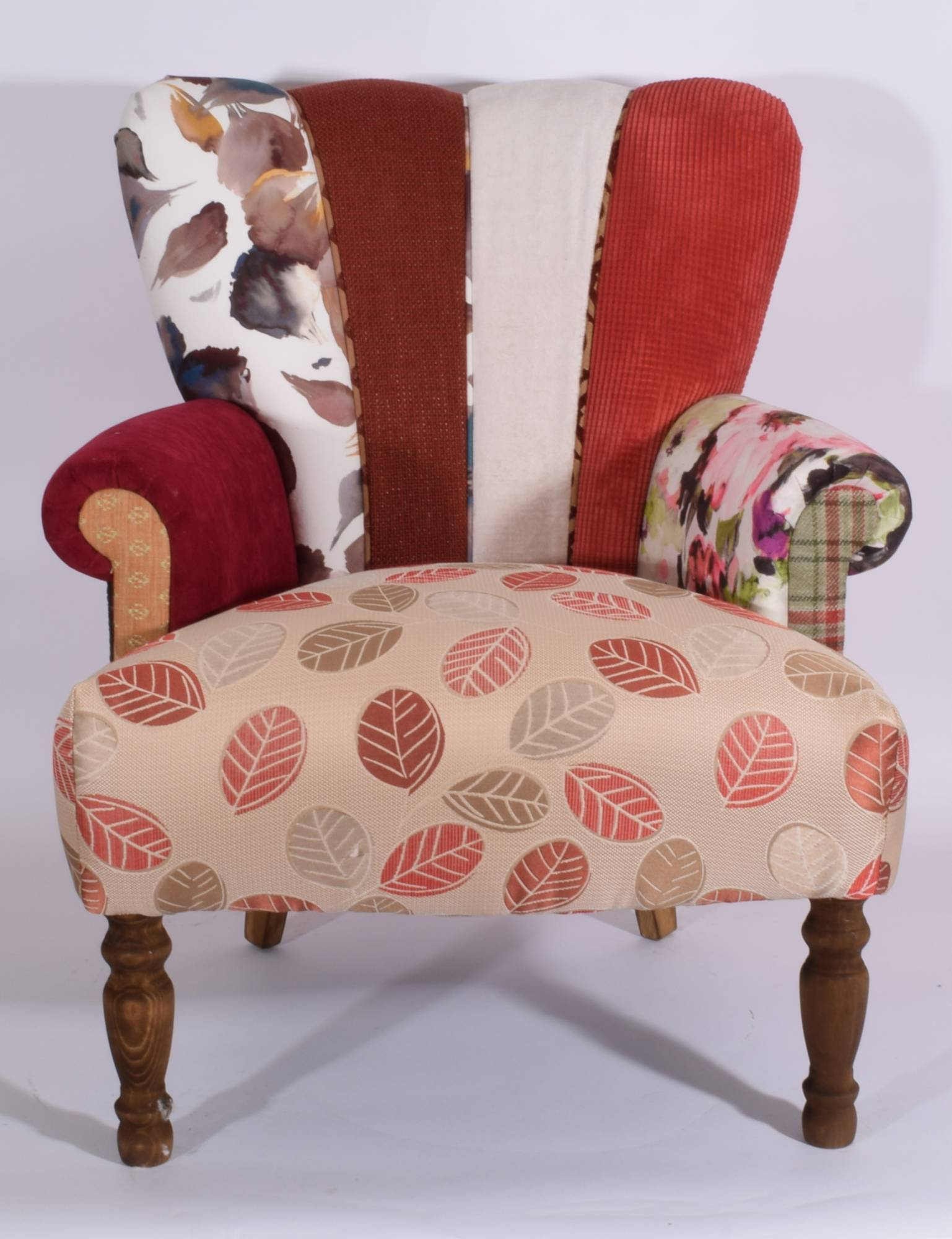 Quirky harlequin chair 241 bedroom furniture for Quirky furniture