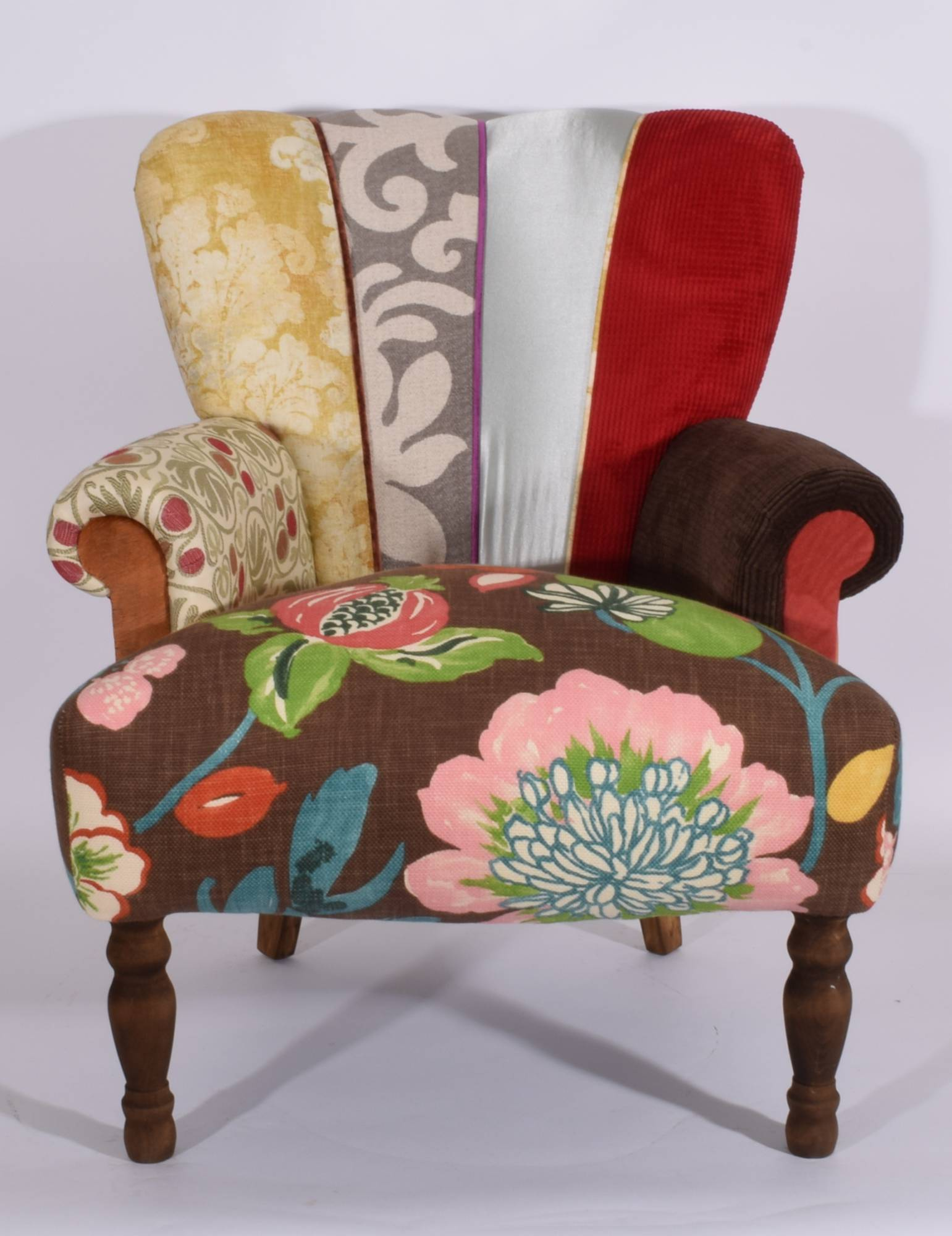 Quirky harlequin chair 244 bedroom furniture for Quirky furniture