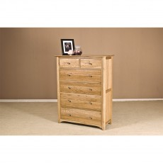 Our Furniture Carvalho 4 + 2 CHEST