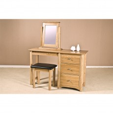 Our Furniture Carvalho SINGLE DRESSING TABLE
