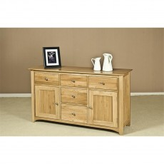 "Our Furniture Carvalho 4'6"" DRESSER BASE"
