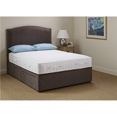 Dreamworks Royal Devon Comfort Platform Top Divan Set