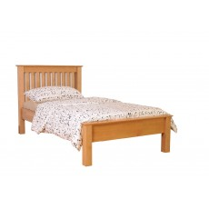 Our Furniture Cortona LOW FOOT END BEDSTEAD