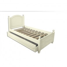 The Childrens Bedroom Company Majestical Boys Bed Upholstered