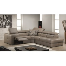 Rom Themis Corner Sofa with Recliner
