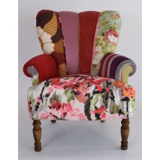 Quirky Harlequin Chair 266