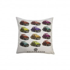 Volkswagen Beetles Polyester Filled Cushion