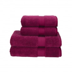Christy Supreme Hygro Raspberry Towel Collection