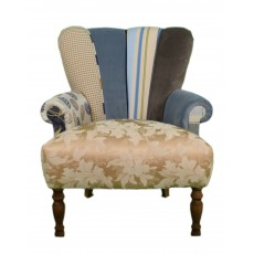 Quirky Harlequin Chair 314