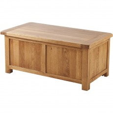 Our Furniture Normandy LARGE BLANKET BOX