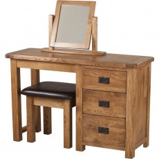 Our Furniture Normandy SINGLE DRESSING TABLE