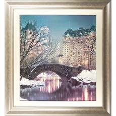 Camelot Framed Pictures Twilight In Central Park by Rod Chase
