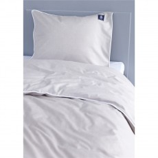 Grand Design Oxford Chambray Sand Duvet Cover