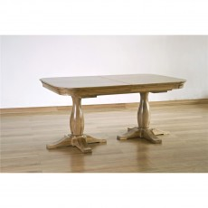 Our Furniture Seville EXTENDING DINING TABLE