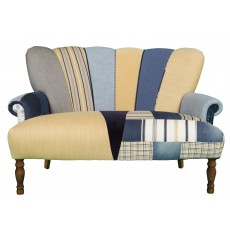 Quirky Harlequin Extra Love Seat 4