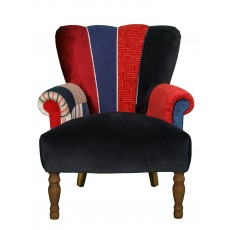 Quirky Harlequin Chair 391
