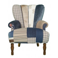 Quirky Harlequin Chair 393