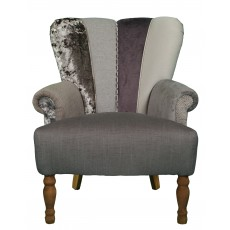 Quirky Harlequin Chair 400