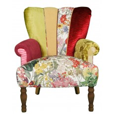 Quirky Harlequin Chair 401