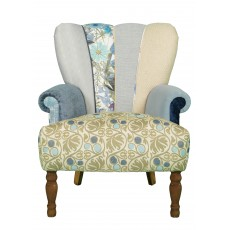 Quirky Harlequin Chair 404