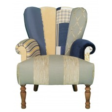Quirky Harlequin Chair 406