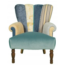 Quirky Harlequin Chair 407