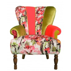 Quirky Harlequin Chair 410