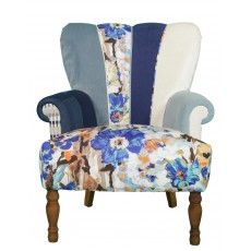 Quirky Harlequin Chair 414