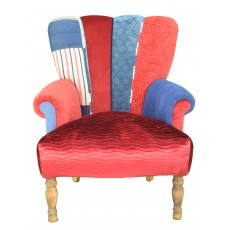 Quirky Harlequin Chair 428