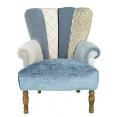Quirky Harlequin Chair 430