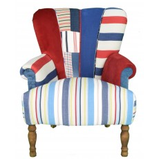 Quirky Harlequin Chair 432