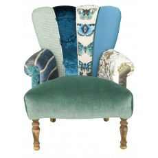 Quirky Harlequin Chair 434