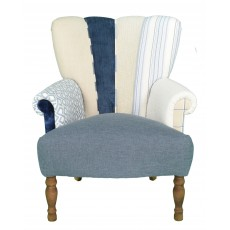 Quirky Harlequin Chair 435